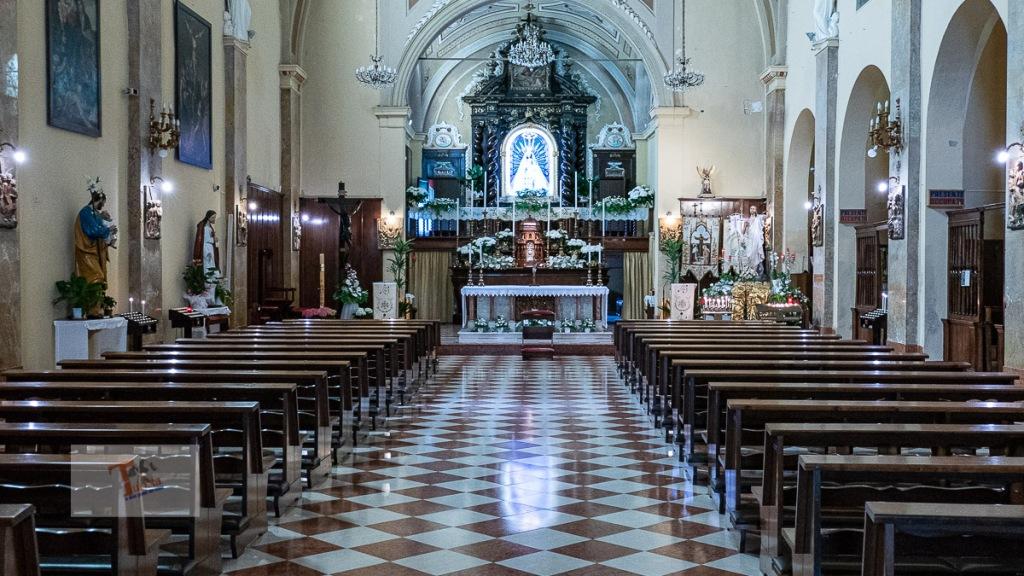 Comacchio, chiesa Santa Maria in Aula Regia - Turista a due passi da casa