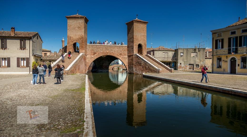 Comacchio, Trepponti - Turista a due passi da casa