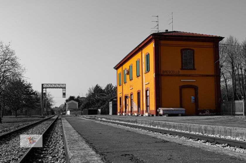 Brescello, stazione ferroviaria - Turista a due passi da casa