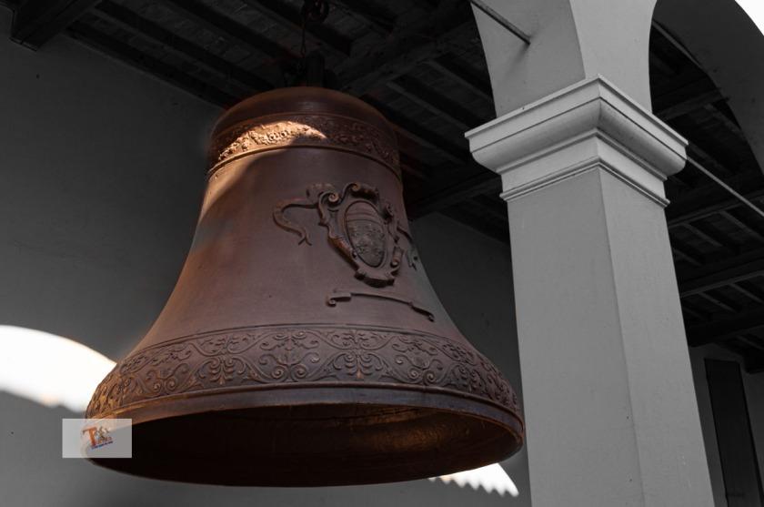 Brescello, la campana di Peppone - Turista a due passi da casa