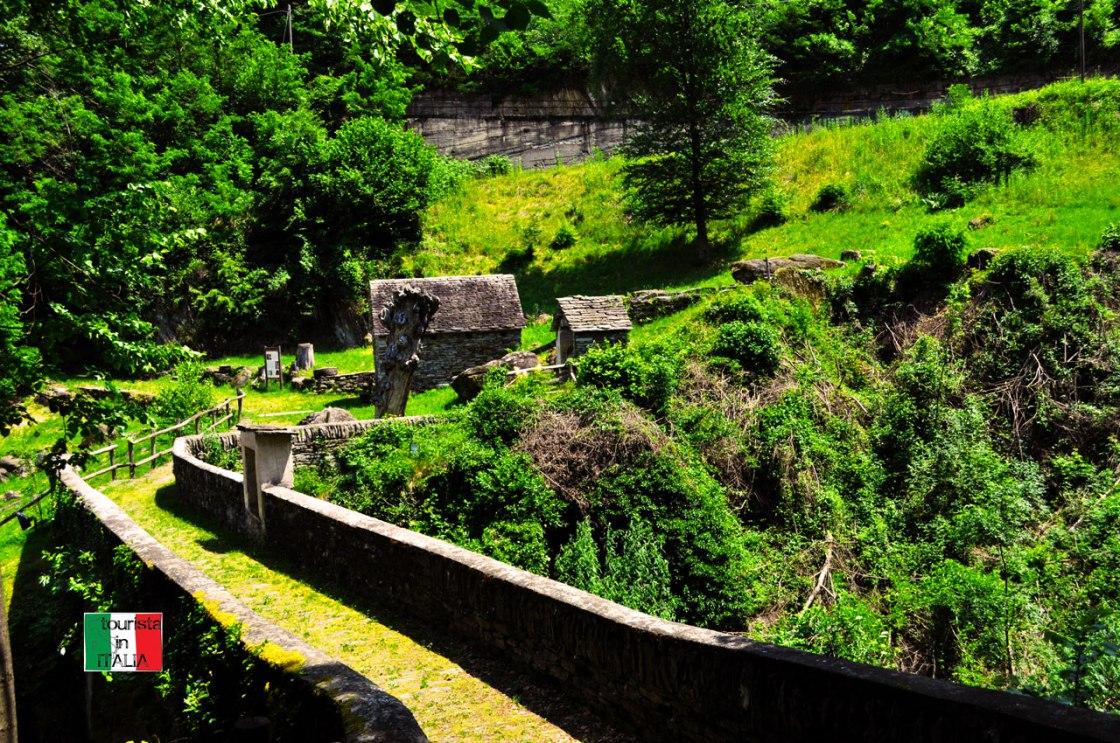 Mulini sul Rio Graglia