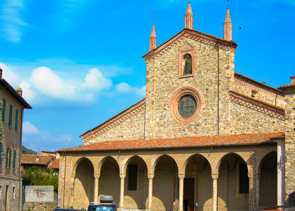 Bobbio, abbazia di San Colombano - Turista a due passi da casa