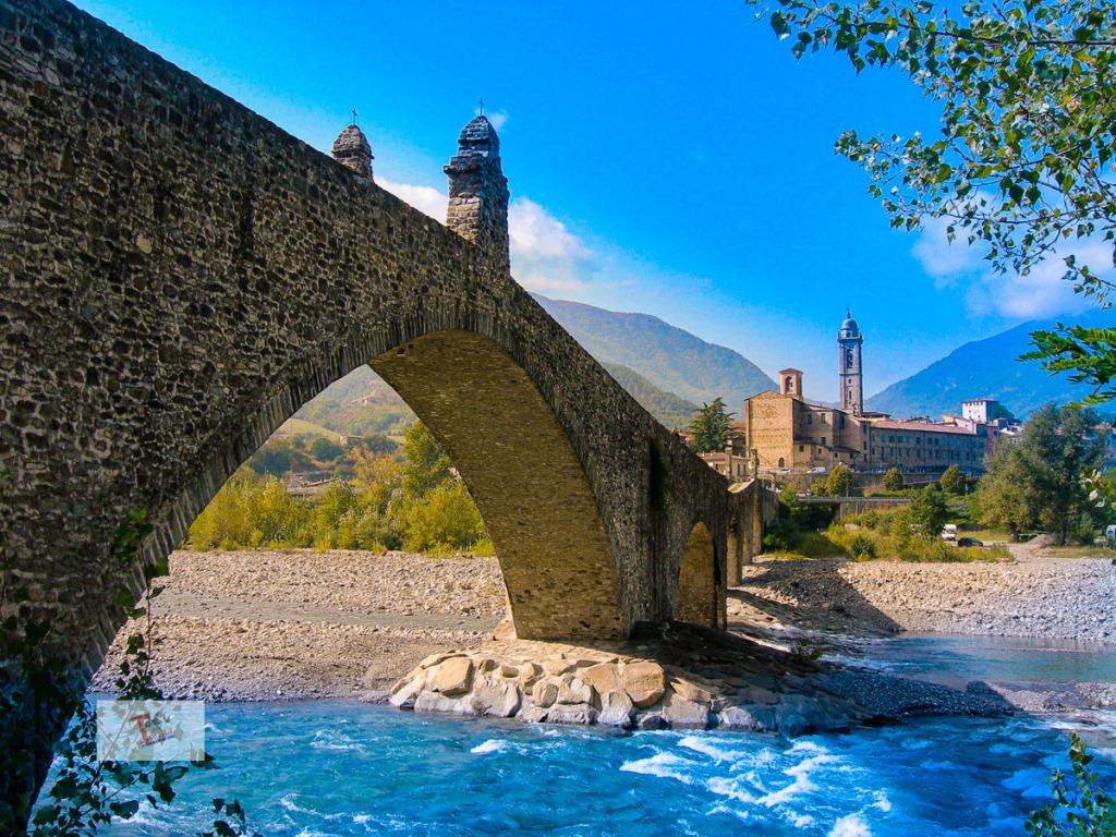 Bobbio, Ponte Gobbo - Turista a due passi da casa