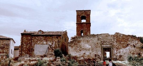 Celleno, borgo fantasma