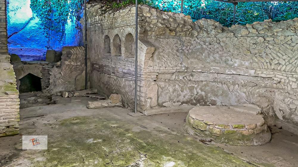 Orte, porto fluviale romano di Seripola 01- Turista a due passi da casa
