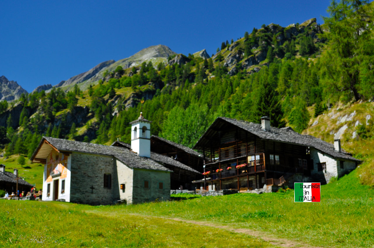 Alagna-Valsesia, frazione Follu