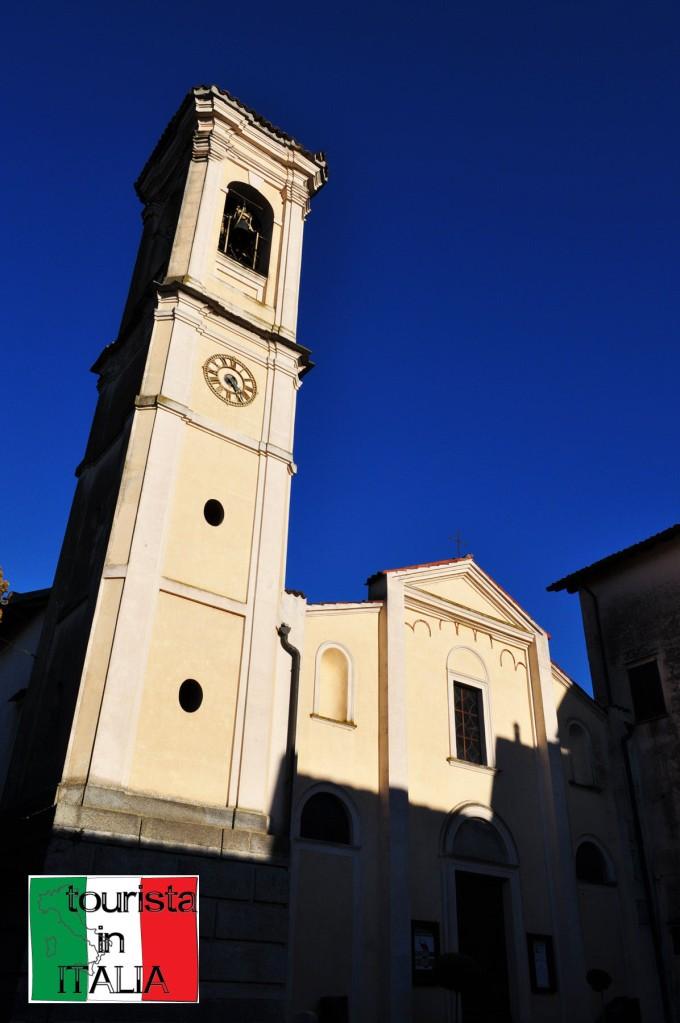 Badia di Dulzago chiesa di san Giulio