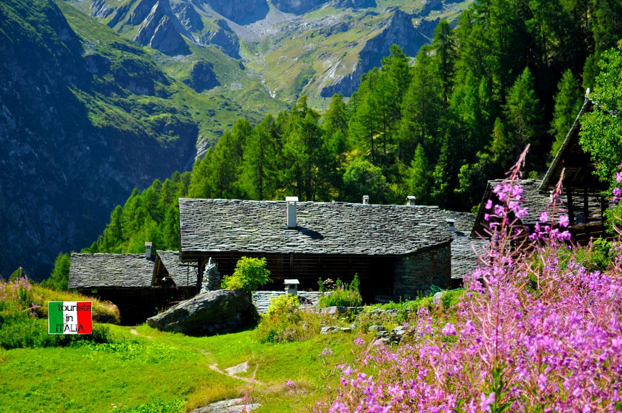 Alagna Valsesia, frazione Scarpia
