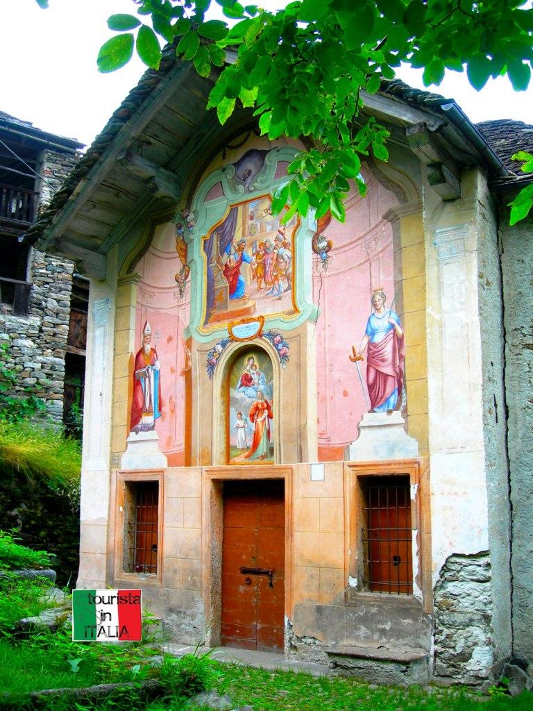 Palancato oratorio san Quirico