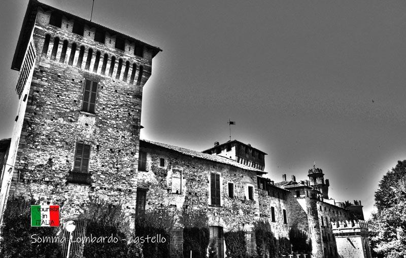 Somma Lombardo, il castello