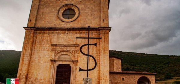 Camporciano, Santa Maria dei Cintorelli