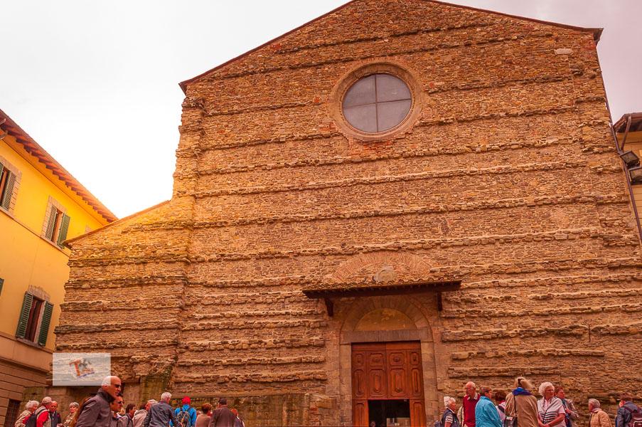 Itinerario Piero della Francesca, Arezzo, chiesa di San Francesco - Turista a due passi da casa