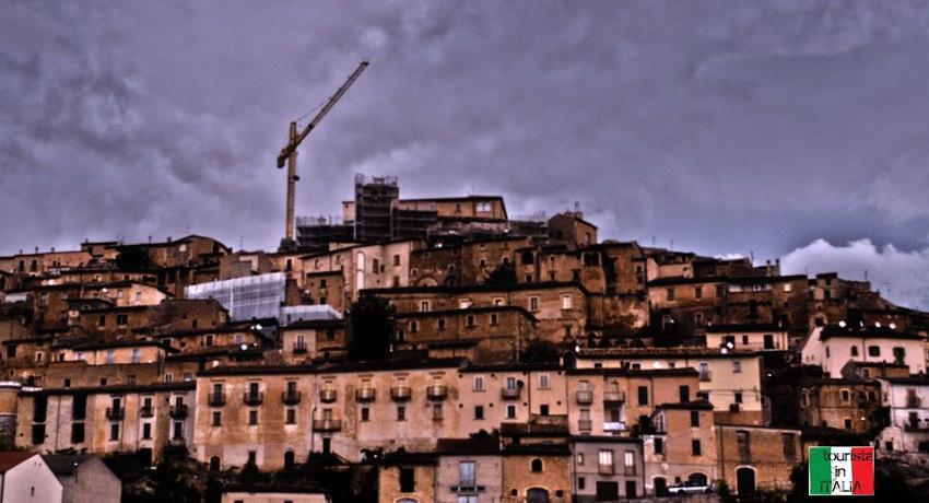 Navelli, panorama