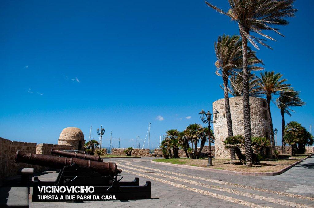 Alghero, torre Sant'Elmo