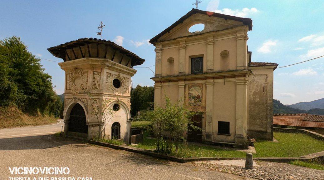 Guardabosone, chiesa Madonna del Carretto