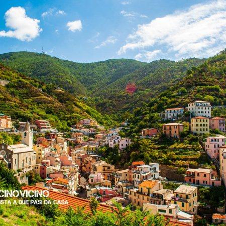 Riomaggiore, panorama