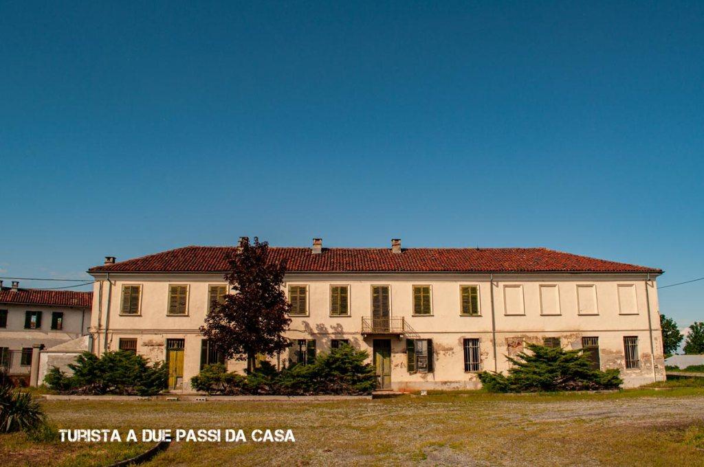 Leri Cavour, il borgo fantasma