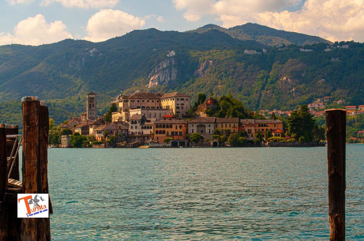 Isola di San Giulio - Turista a due passi da casa