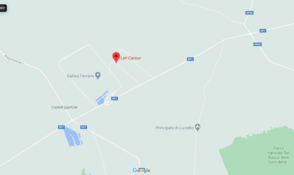 Leri Cavour - Google Maps - Turista a due passi da casa