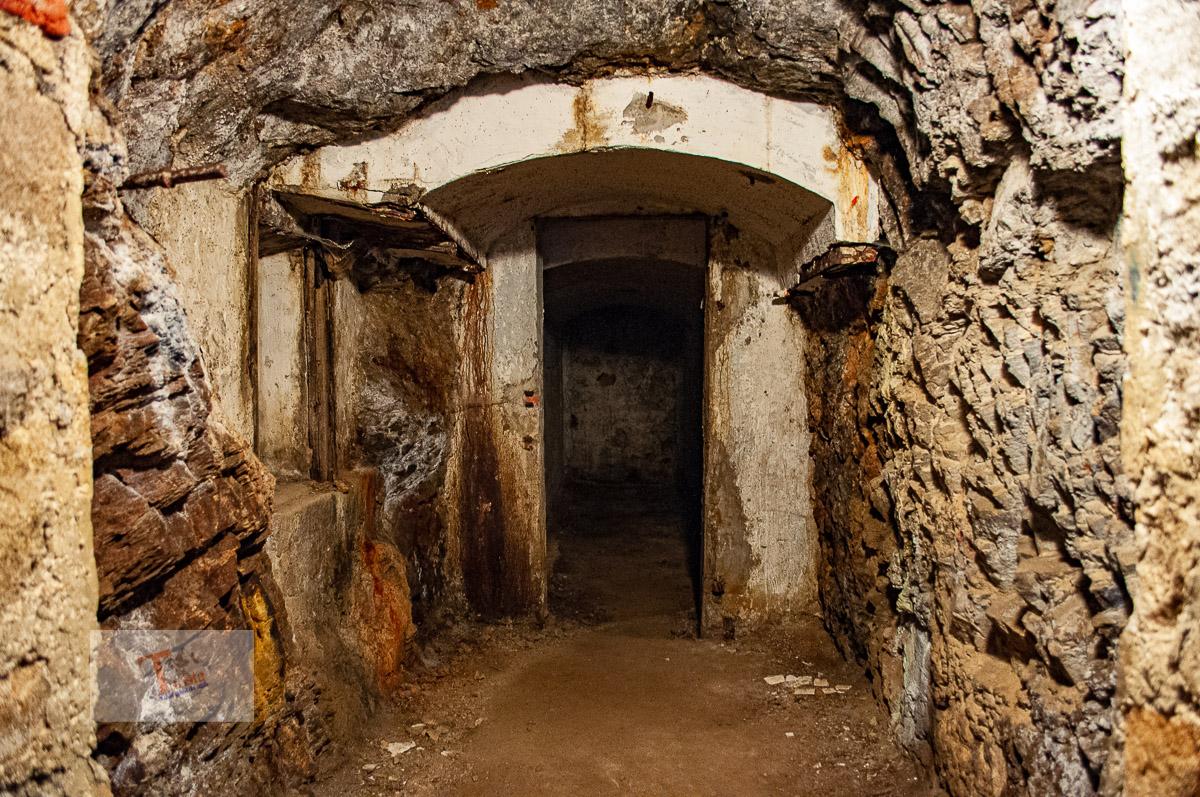 Miniere Ingurtosu, ingresso miniera - Turista a due passi da casa