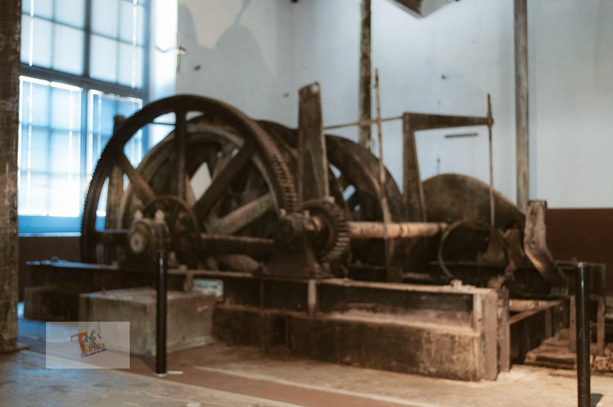 Miniere Ingurtosu, interno museo - Turista a due passi da casa