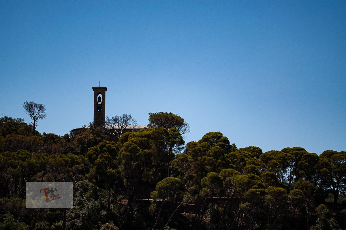 Miniere Ingurtosu, La chiesa del paese - Turista a due passi da casa
