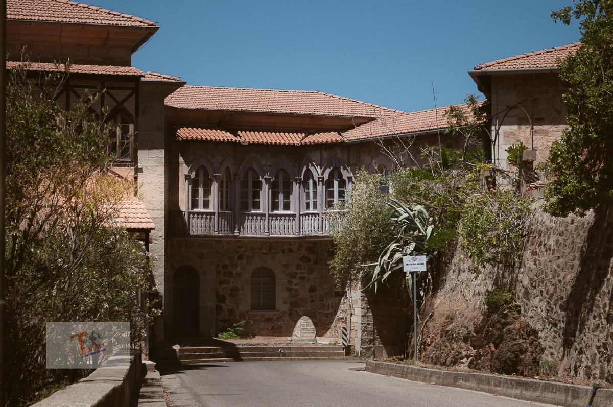 Miniere Ingurtosu, Palazzo della direzione - Turista a due passi da casa