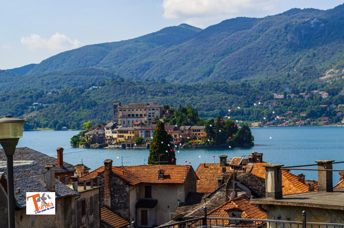 Orta San Giulio - Turista a due passi da casa