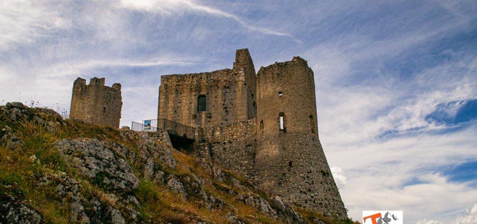 Rocca Calascio - Turista a due passi da casa