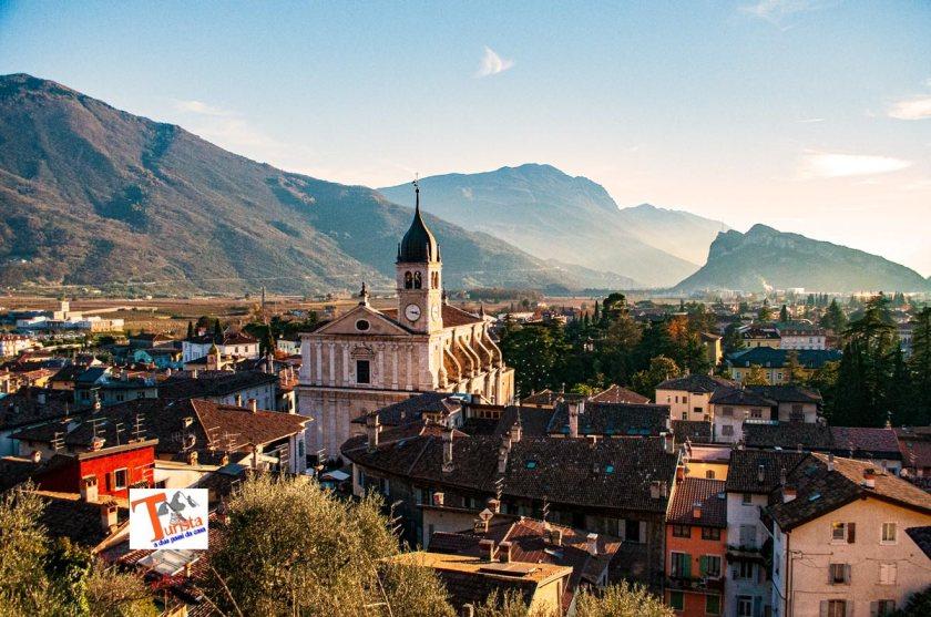 Arco di Trento, panorama - Turista a due passi da casa