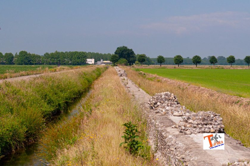 Caltignaga (No), acquedotto romano - Turista a due passi da casa