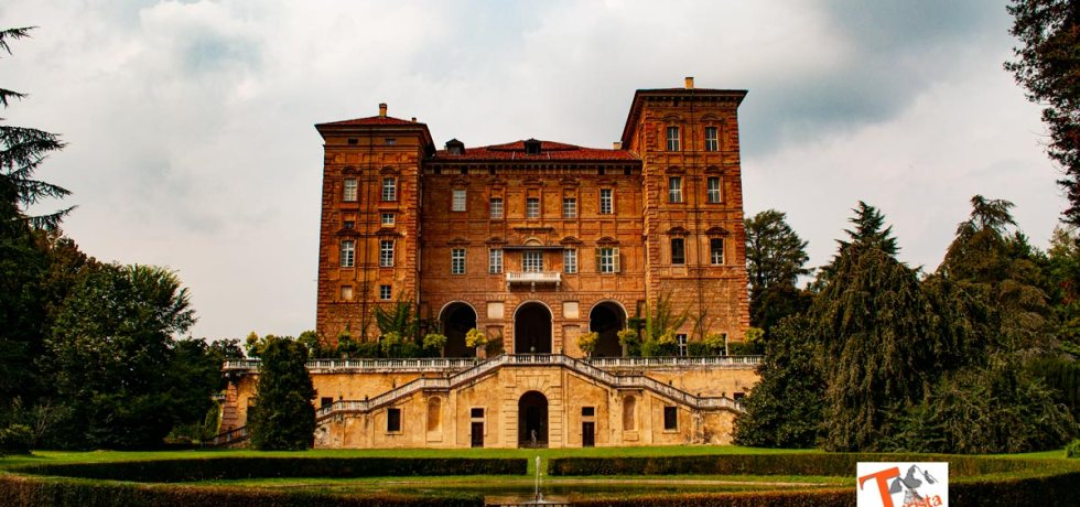 Castello di Agliè - Turista a due passi da casa
