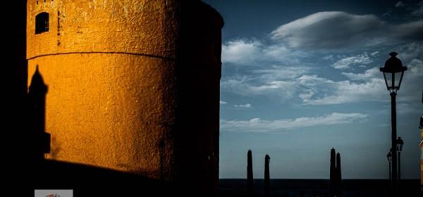 Bastia, cittadella, torre circolare Palazzo Governatore - Turista a due passi da casa