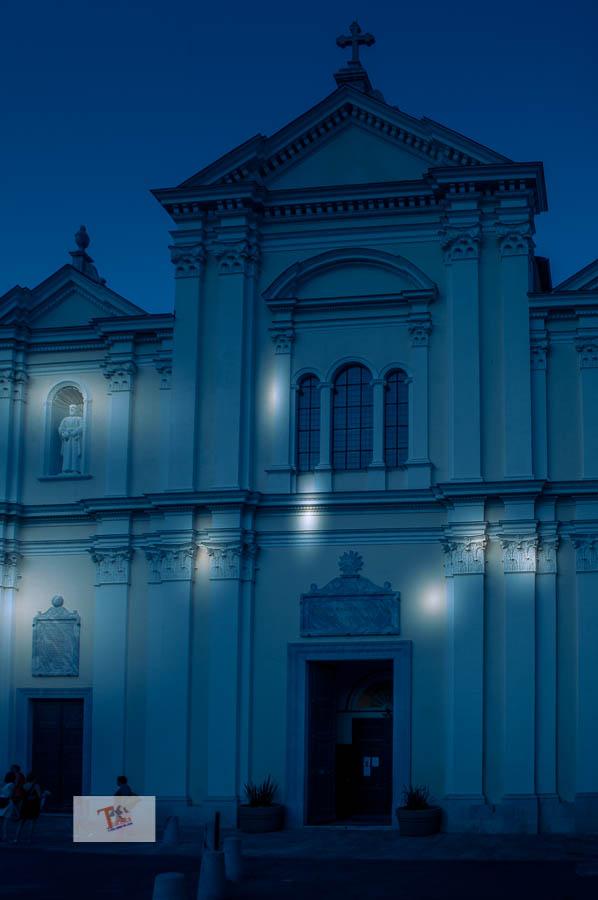 Bastia, cittadella, cattedrale di Santa Maria - Turista a due passi da casa