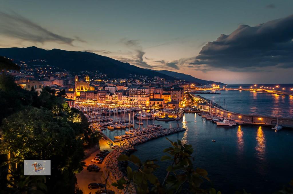 Bastia, panorama dalla cittadella - Turista a due passi da casa