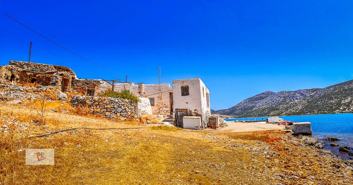 Astypalea, Mesa Vathy - Turista a due passi da casa