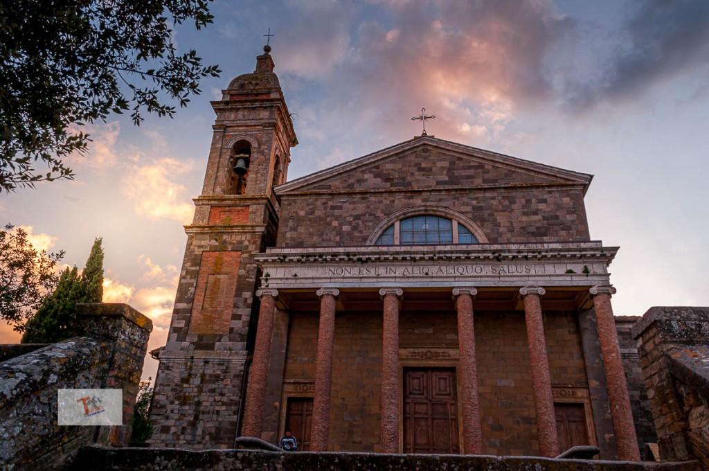 Montalcino, il Duomo - Turista a due passi da casa