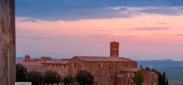 Montalcino, chiesa di san Francesco - Turista a due passi da casa