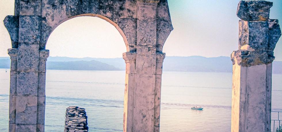 Sirmione, Grotte di Catullo - Turista a due passi da casa