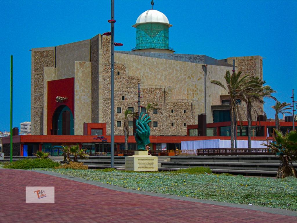Las Palmas, Auditorium Alfredo Kraus - Turista a due passi da casa
