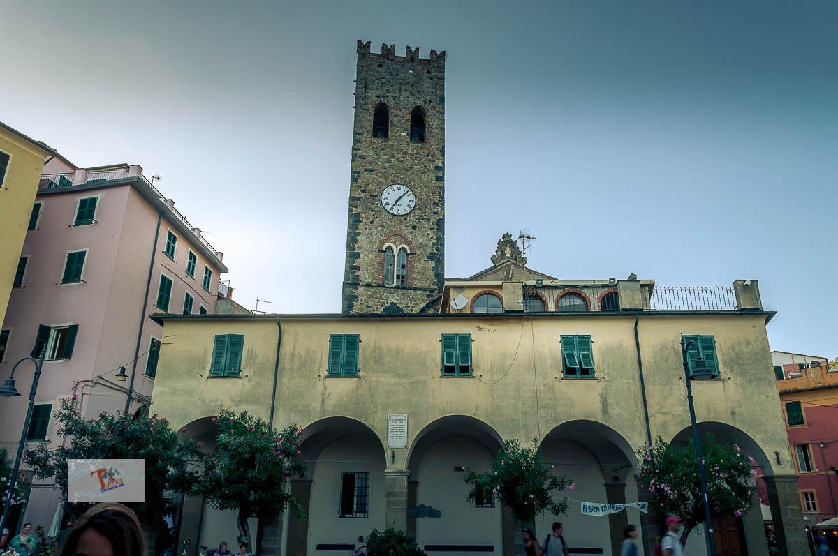 Monterosso al mare, centro storico - Turista a due passi da casa