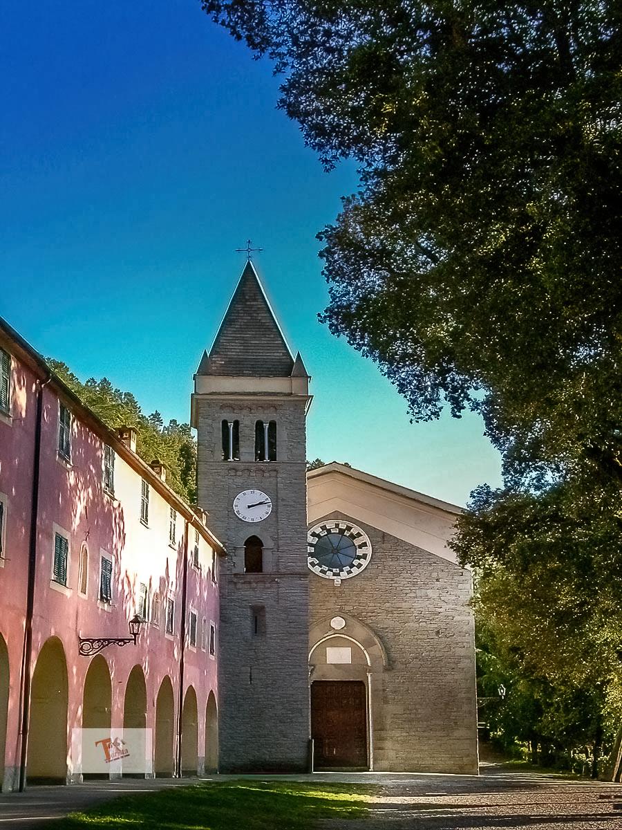 Monterosso al Mare, Santuario Nostra Signora di Soviore- Turista a due passi da casa