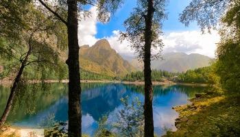 Lago di Antrona - Turista a due passi da casa