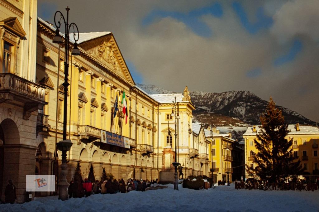 Aosta Hotel de ville - Turista a due passi da casa