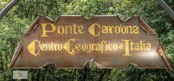 Narni, Centro Geografico d'Italia - Turista a due passi da casa