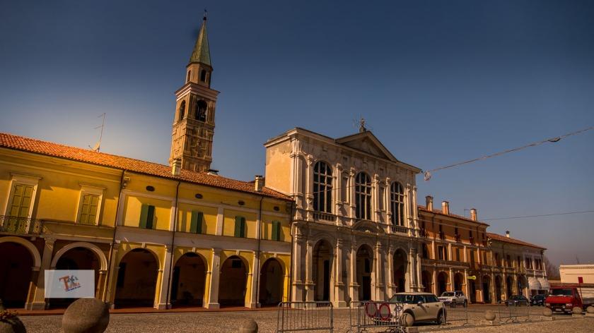 Pomponesco, Chiesa dei sette martiri - Turista a due passi da casa