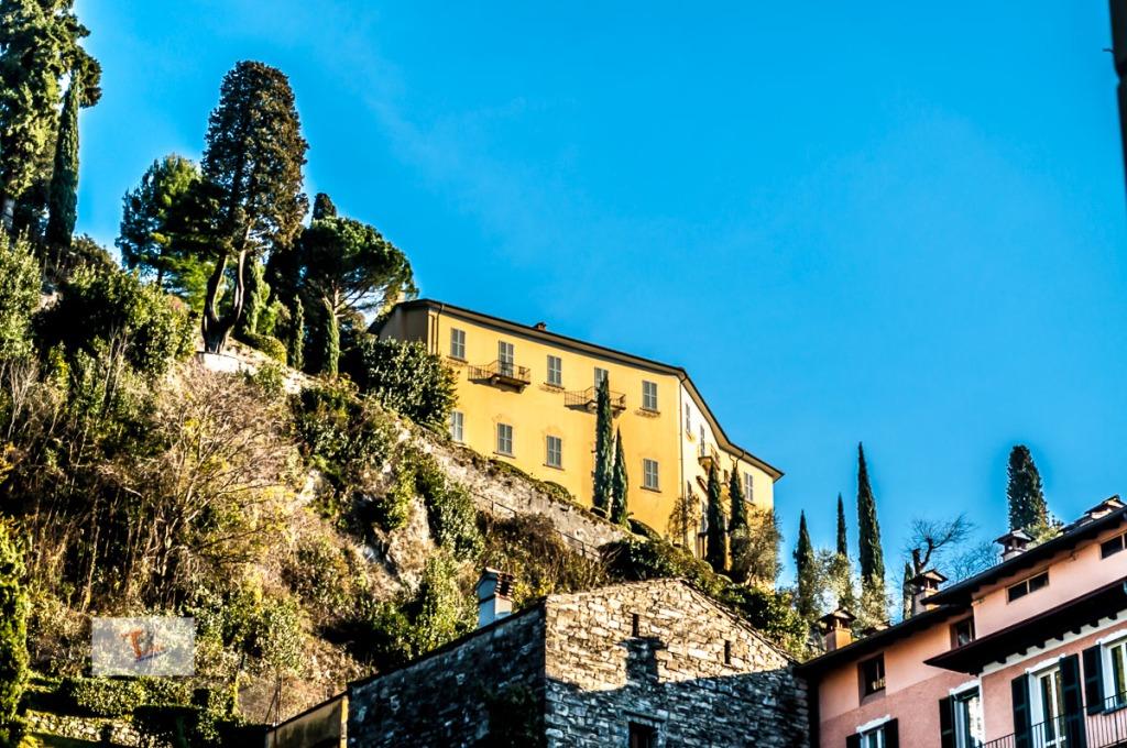 Bellagio, villa Serbelloni - Turista a due passi da casa