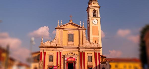 Castano Primo, Chiesa San Zenone- Turista a due passi da casa
