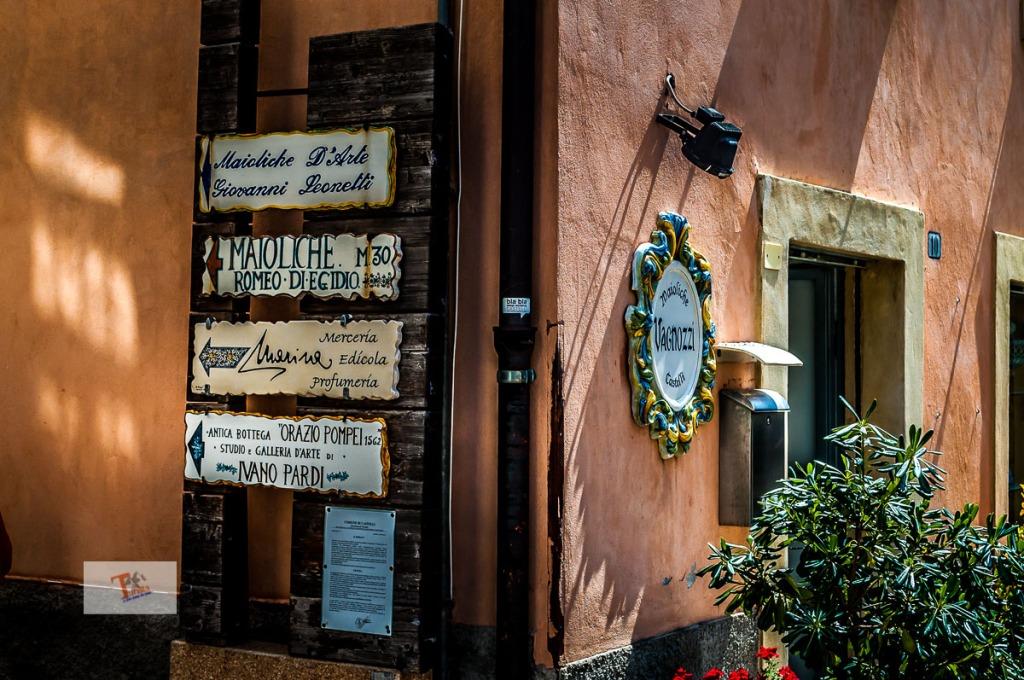 Castelli, indicazioni botteghe artigiane - Turista a due passi da casa