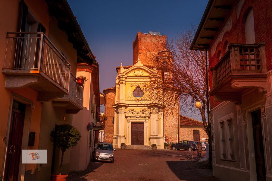 Barbaresco, chiesa San Giovanni Battista - Turista a due passi da casa